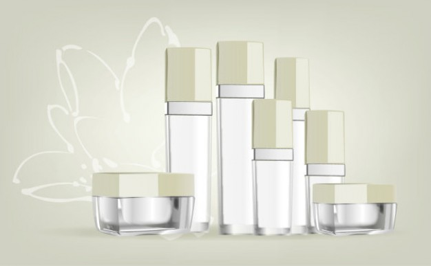化粧品の容器